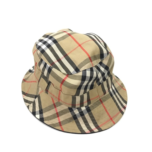 c011f5792db Burberry Accessories - Burberry London Check Plaid Bucket Hat
